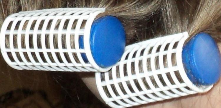 Такой вид удобно использовать для того, чтобы завить кончики волос.