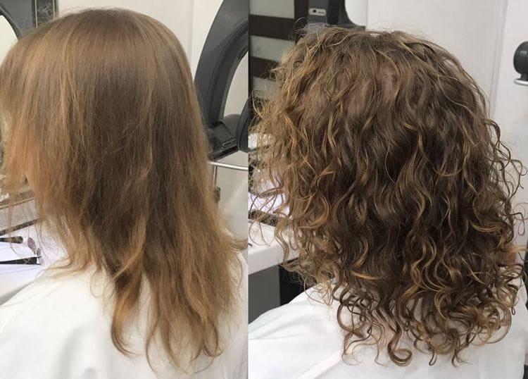 Почитайте отзывы о биохимической завивке волос, прежде чем решиться на эту процедуру.