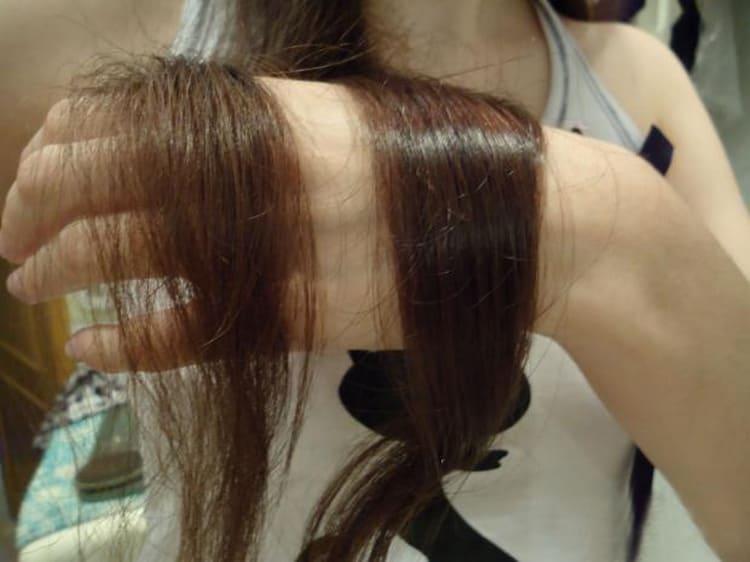 Почитайте отзывы, а также посмотрите фото до и после процедуры биоламинирования волос.