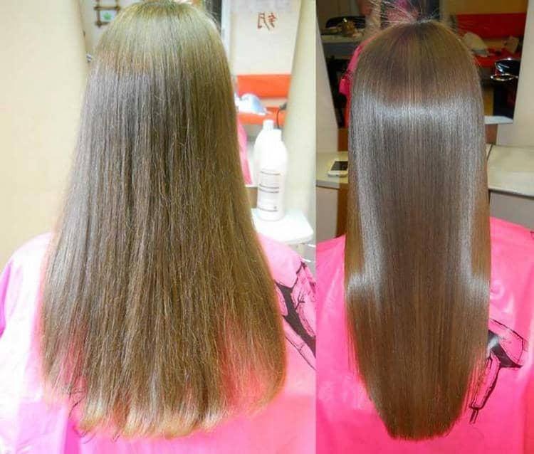 судя по отзывам, биоламинирование волос в домашних условиях можно сделать средствами линейки concept.