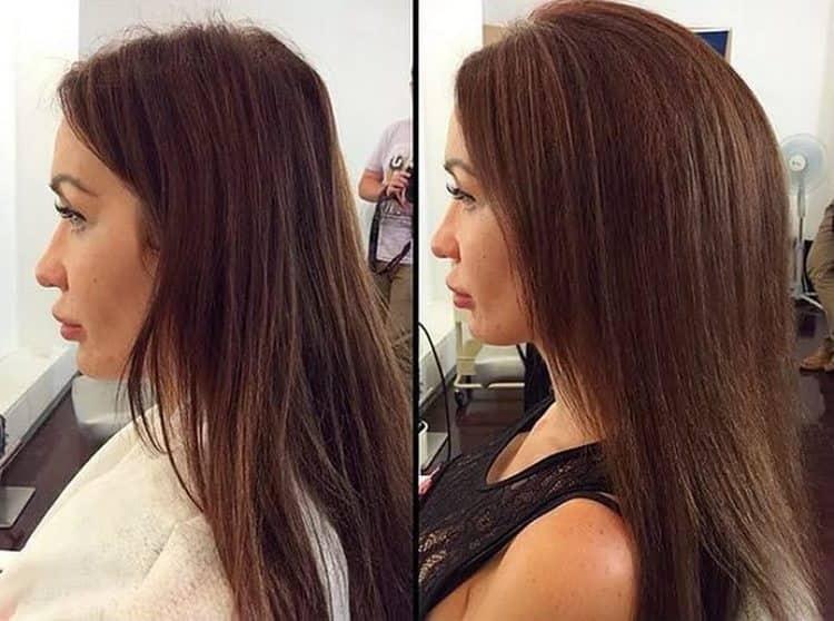 Почитайте отзывы о процедуре буст ап для волос.