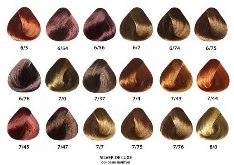 краска эстель сильвер для седых волос палитра №1
