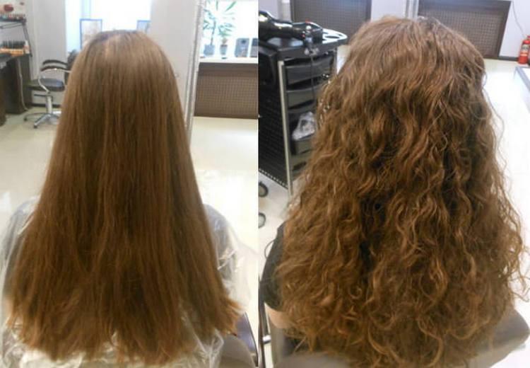 Посмотрите также отзывы о химической завивке волос крупными локонами прежде чем решиться на такую процедуру.