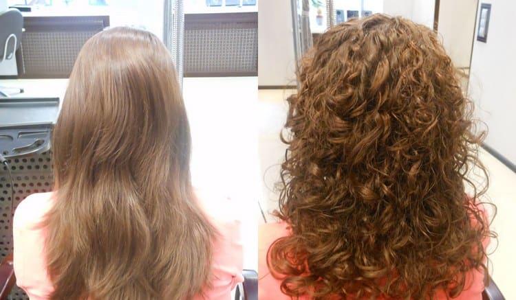 Почитайте также отзывы о химии на длинные волосы.