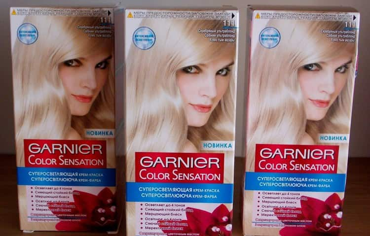 Узнайте, как часто можно красить волосы краской Гарньер.