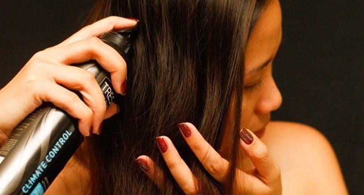 перед тем как завить волосы с помощью утюжка, обязательно наносите термозащиту.