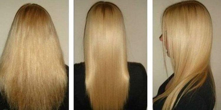 Важно помнить, что желатин утяжеляет волосы, поэтому если они слабые, это может привести к их выпадению.