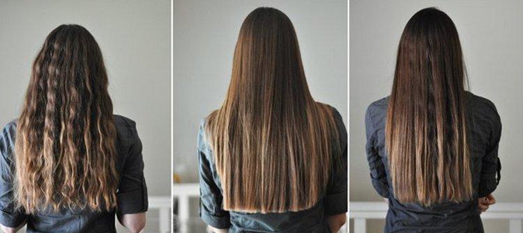 Через несколько месяцев после процедуры волосы могут начать тускнеть, а кончики их сечься.