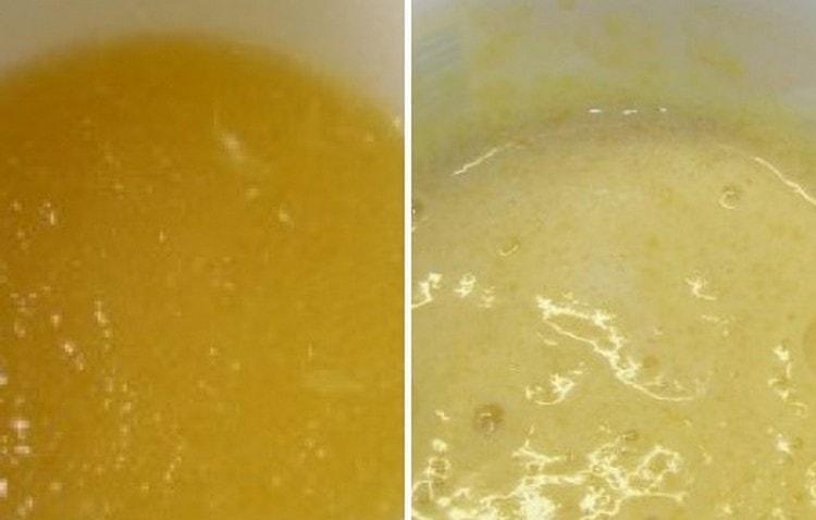 Кератиновое выпрямление волос в домашних условиях делают желатином.