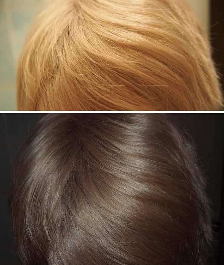 Посмотрите отзывы о краске для волос Эстель делюкс.