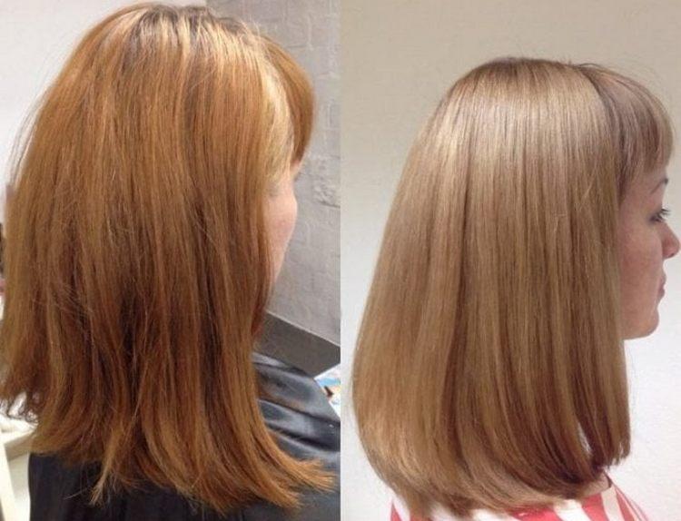 есть немало положительных отзывов о краске для волос Капус для блондинок.