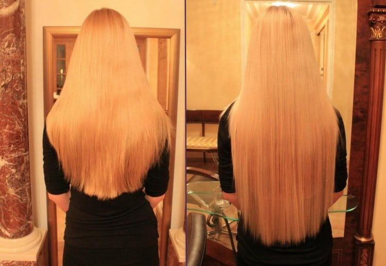 Определиться с тем, какое наращивание волос лучше: капсульное или ленточное, очень важно, поскольку каждая их этих процедур требует различного количества времени, а волосы после них различного ухода.