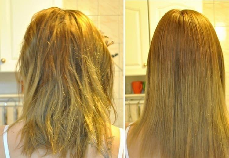 Регулярное употребление всех необходимых витаминов быстро приведет волосы в порядок.