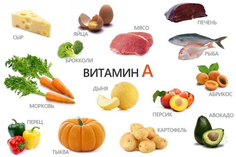 Среди самых лучших витаминов для волос почетное место занимает витамин А.