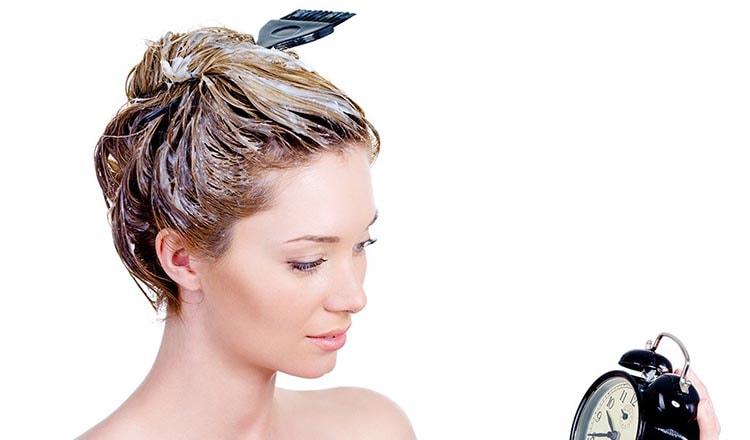 Помните, что после любого окрашивания волос желательно поделать маски.
