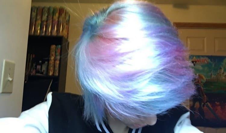 Теперь вы знаете, как пользоваться мелками для волос.