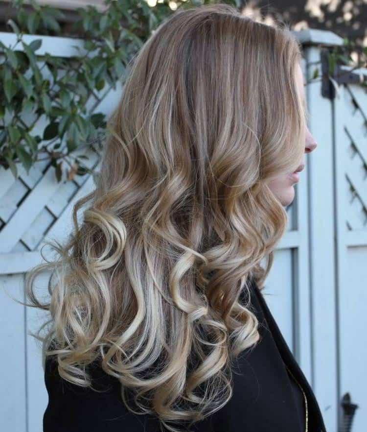 Посмотрите также фото красивого окрашивания для русых волос.