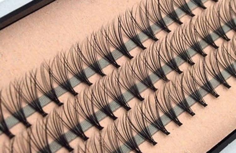 очень важно правильно подобрать длину ресниц.