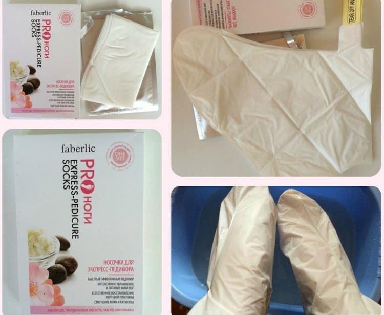 Использование носочков позволяет не только отшелушить, но и буквально омолодить кожу стоп.