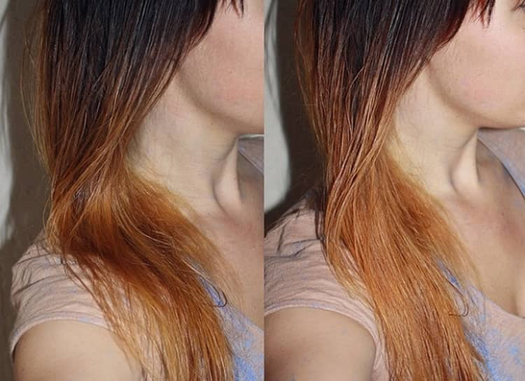 Очень важно найти хорошего мастера, если вам предстоит сложное окрашивание волос.