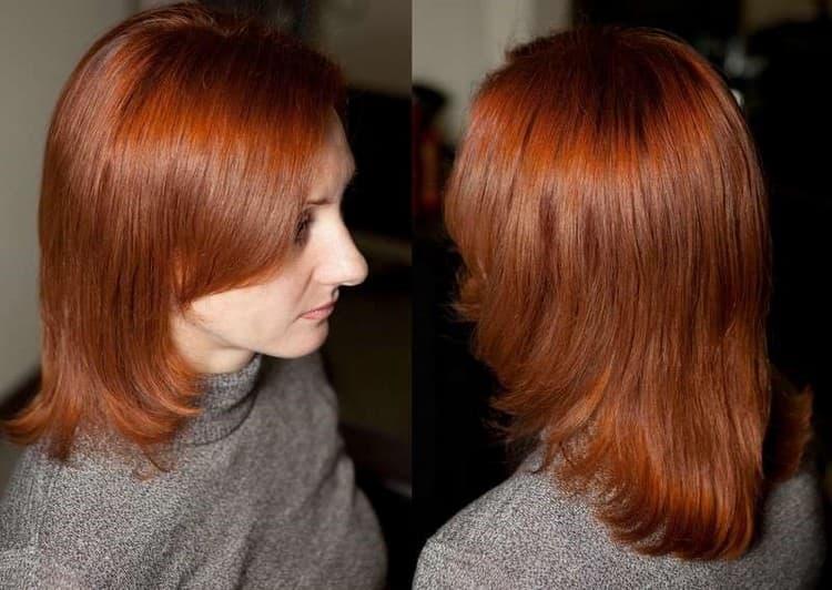 Есть также много положительных отзывов об окрашивании волос хной и басмой.