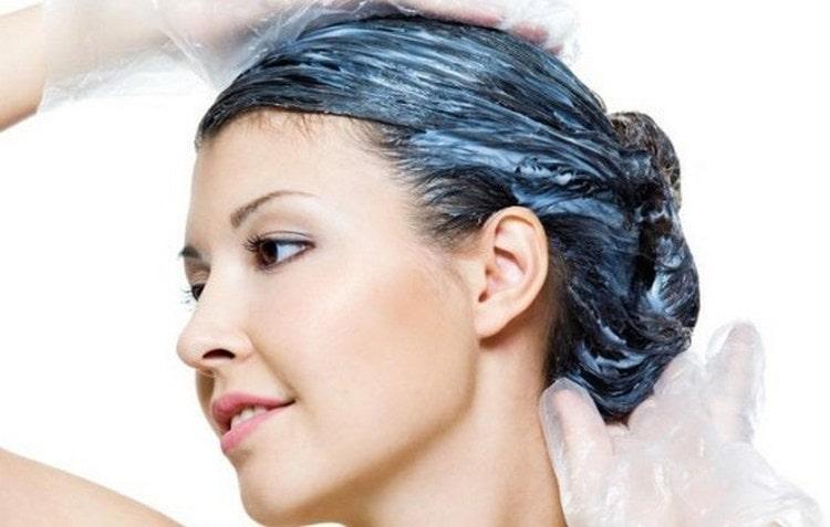 После окрашивания очень важно тщательно ухаживать за волосами.