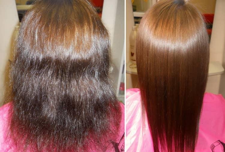 Щипцы для выпрямления волос babyliss дают прелестный результат.