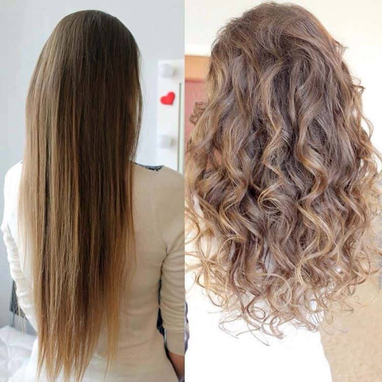 Можно приобрести щипцы для завивки волос с насадками и каждый раз делать разные локоны.