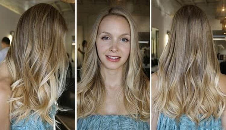 Посмотрите также фото сложного окрашивания волос для блондинок.