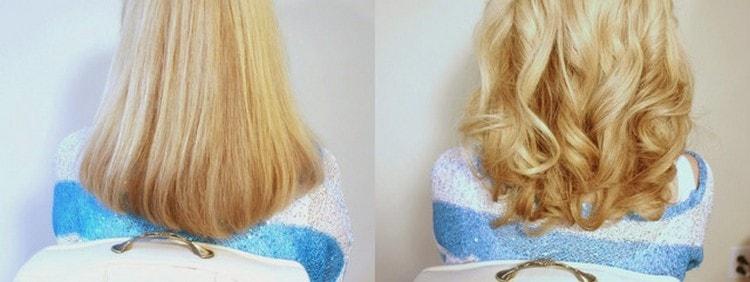 Можно очень красиво накрутить волосы при помощи такого прибора.