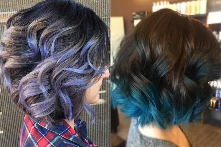 очень важно выбрать хорошего мастера, если речь идет об окрашивании коротких волос в такой технике.