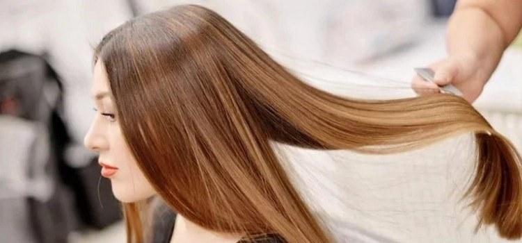 Ламинирование нельзя отнести к техникам окрашивания, но все же оно помогает улучшить цвет волос.