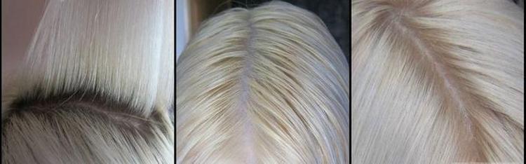 Достаточно агрессивной техникой считается осветление волос.