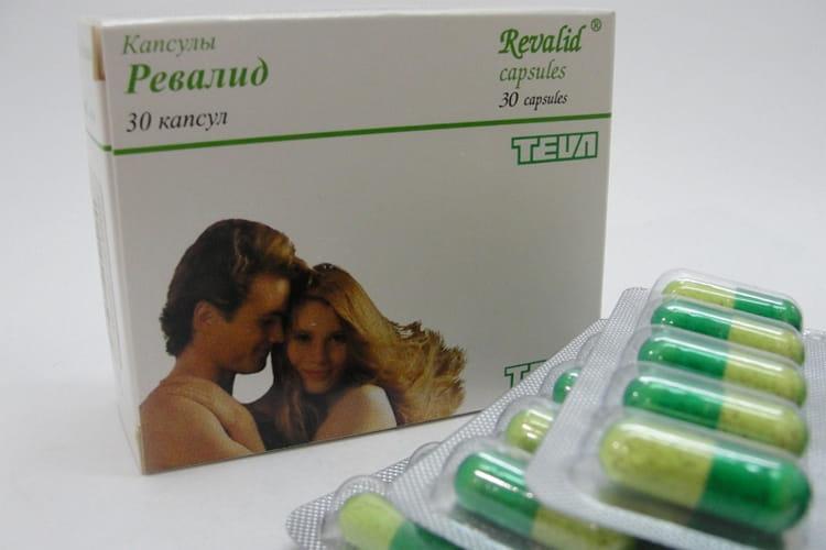 препарат ревалид также пользуется популярностью.