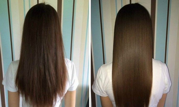 регулярно применяю жидкие витамины для волос в ампулах и очень довольна.