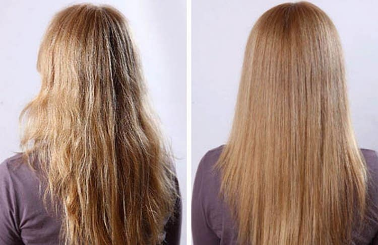 Витамины группы В в ампулах для волос можно применять курсами.