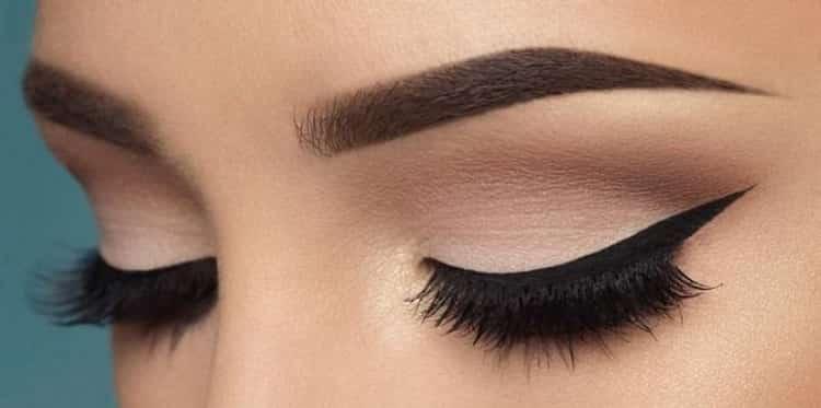 Как правильно красить брови тенями с пошаговой инструкцией и фото