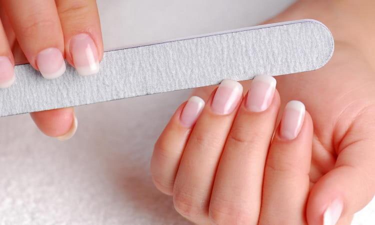 покрытие ногтей гель лаком фото