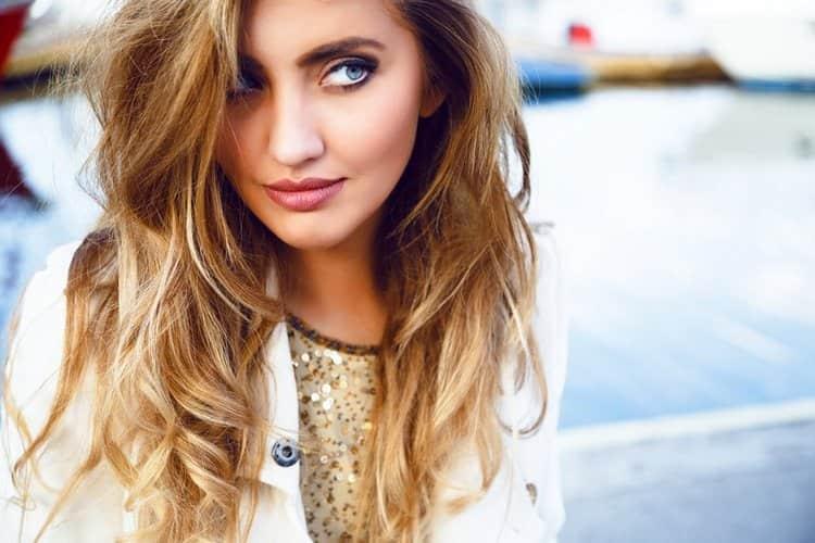 омбре поможет создать красивый естественный эффект на волосах.