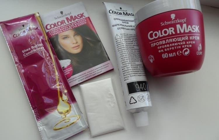 Посмотрите профессиональную палитру красок для волос Шварцкопф.