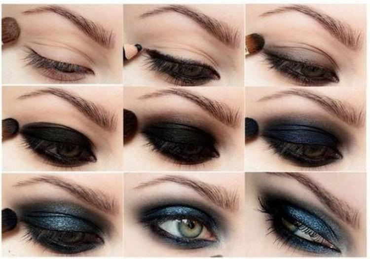 Посмотрите также видео о том, как сделать макияж смоки айс.