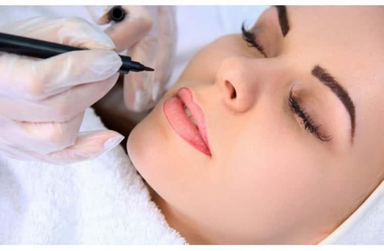перманентный макияж обучение в москве