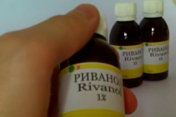 Посмотрите также отзывы об использовании Риванола деп для удаления волос.