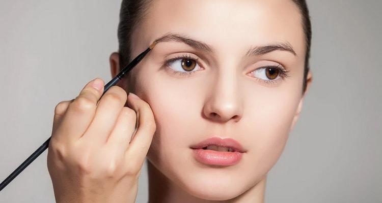 повседневный макияж глаз