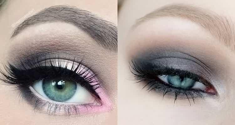 Как сделать нежный вечерний макияж