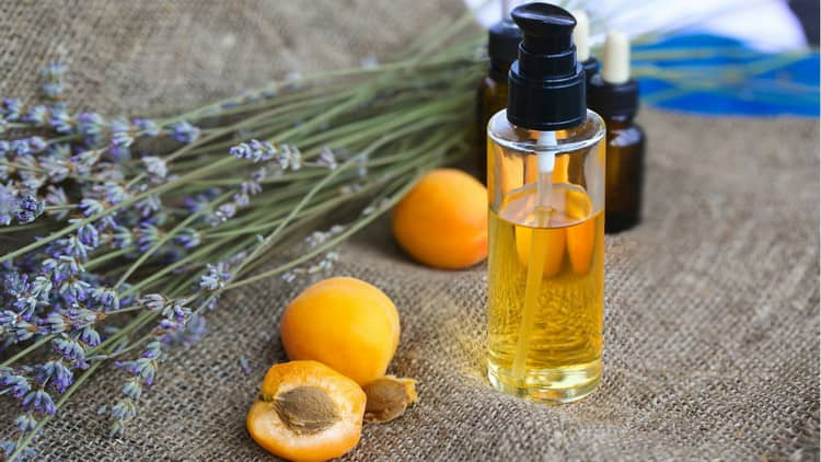 масло для загара абрикосовый нектар