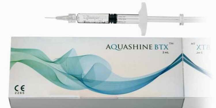 аквашайн биоревитализация состав препарата