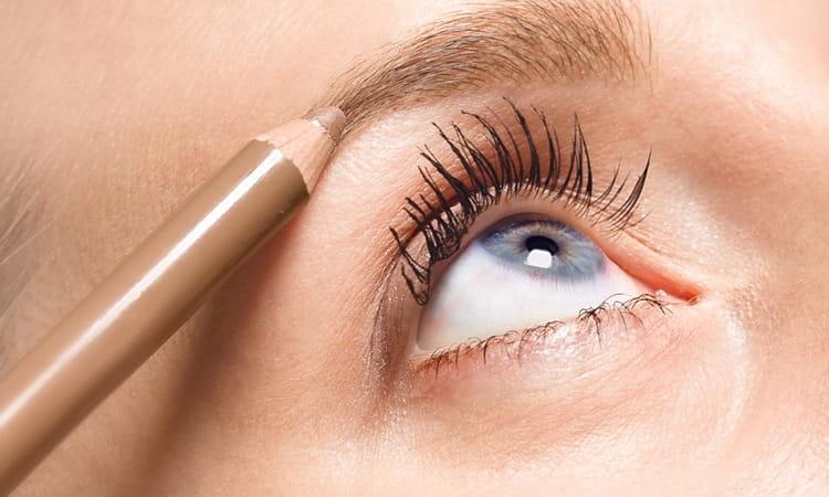 как нарисовать брови карандашом поэтапно фото макияж
