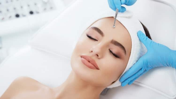 Как делать энзимный пилинг лица