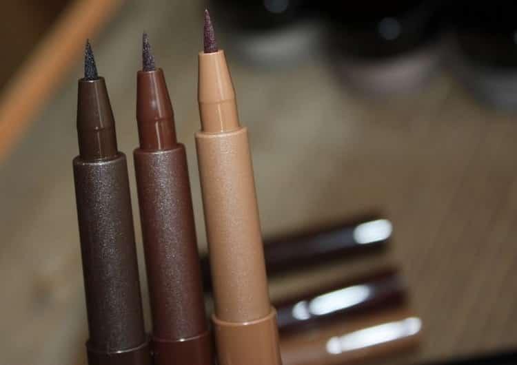 карандаш для бровей мейбелин